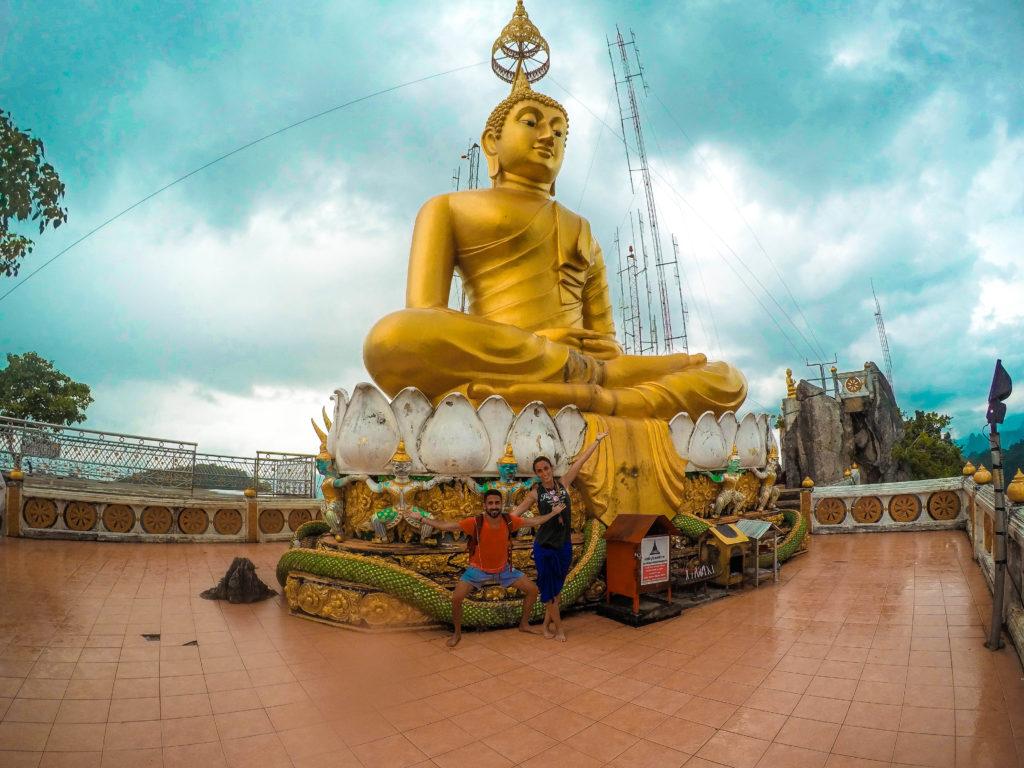 Templo del tigre, Krabi