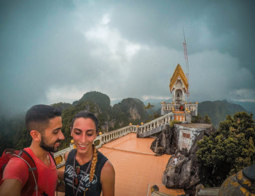 Mejores templos Krabi