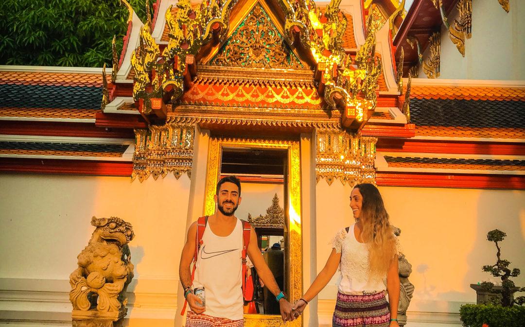 Mejores templos Bangkok
