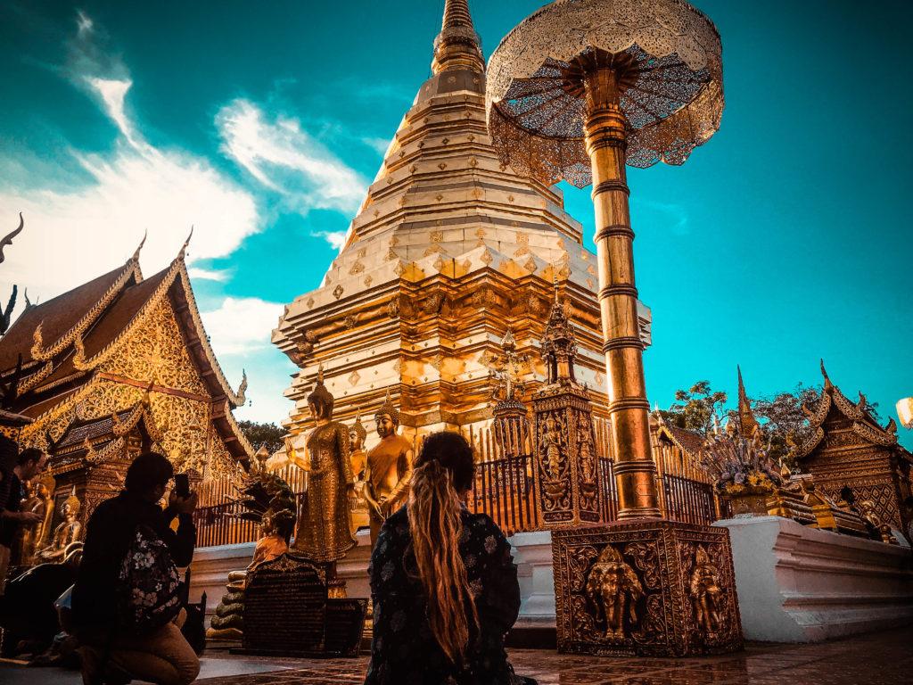 Wat Phra That Doi Suthep, Tailandia