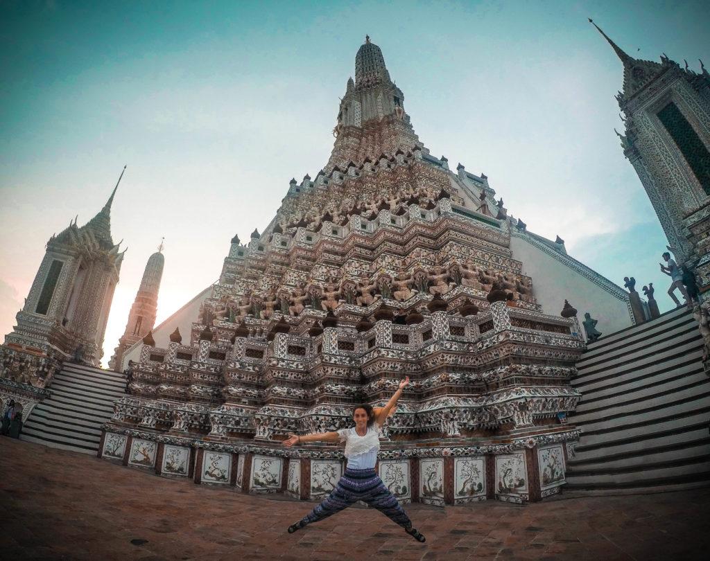 Wat Arun, Tailandia