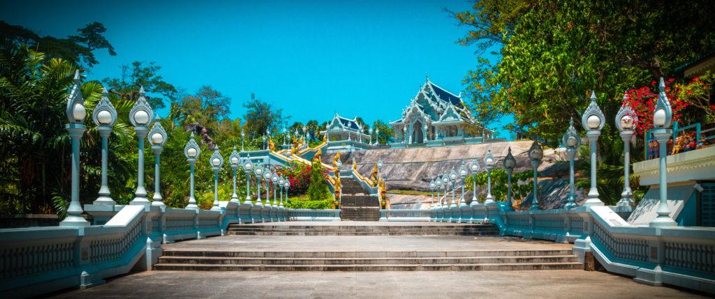 Wat Kaew Korowaran, Tailandia