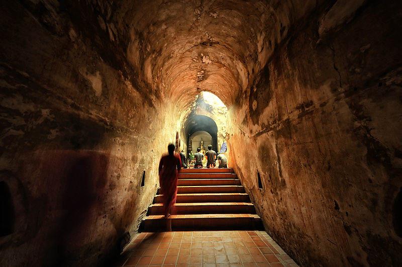 Wat Umong, mejores templos para visitar en Chiang Mai