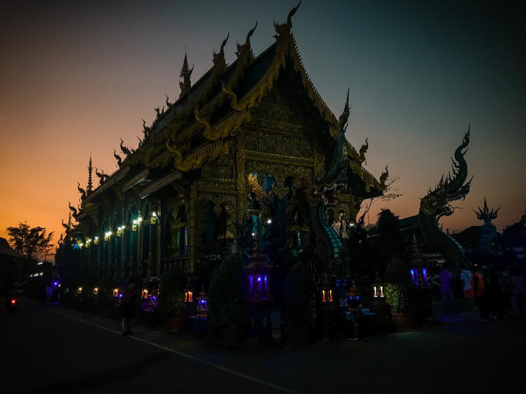 Templo Azul, Tailandia