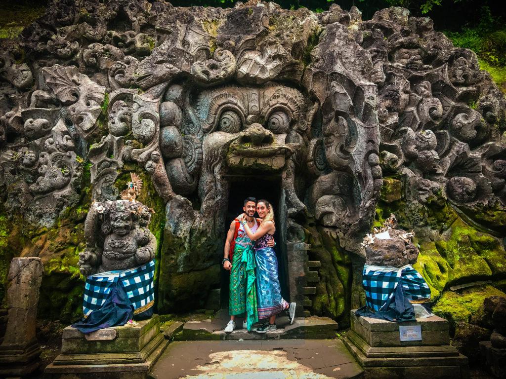 Goa Gajah, la cueva del elefante, uno de los mejores templos de Bali