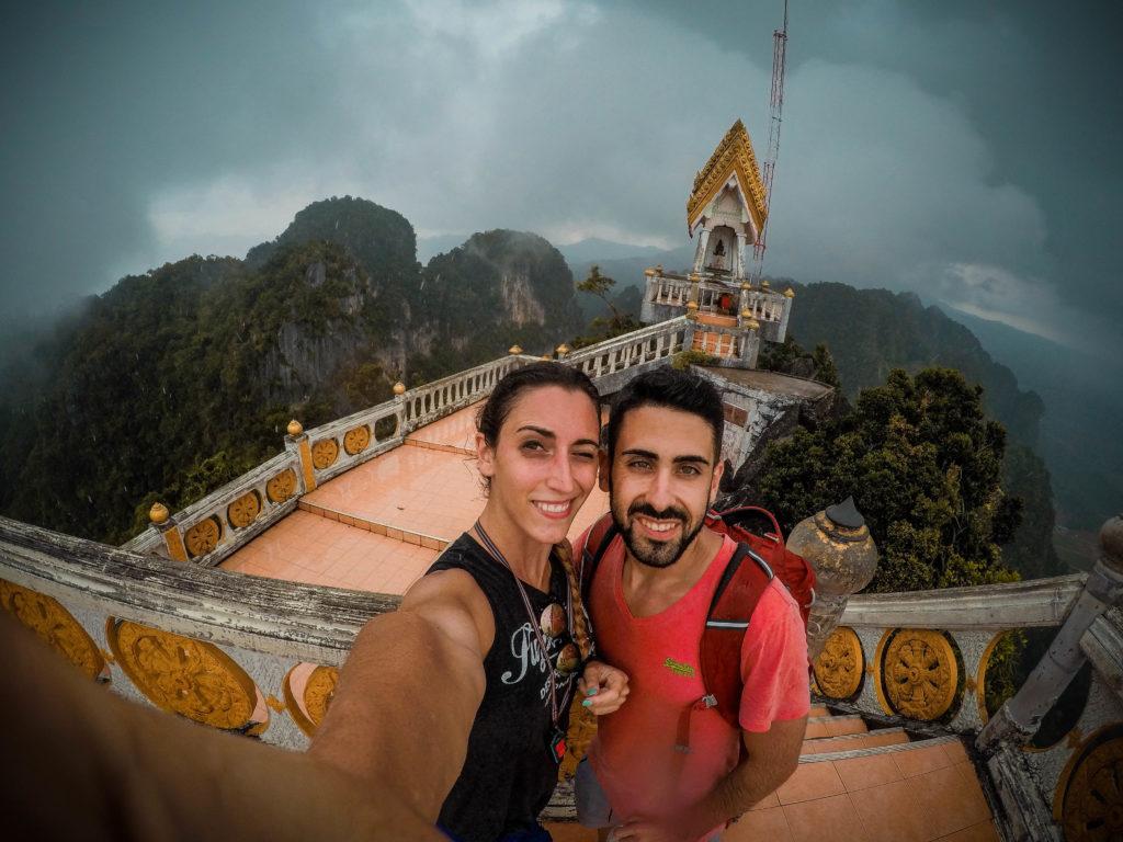 Wat Tham Sua, el templo de la Cueva del Tigre, Tailandia