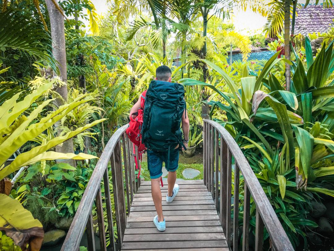 Como moverse por Bali
