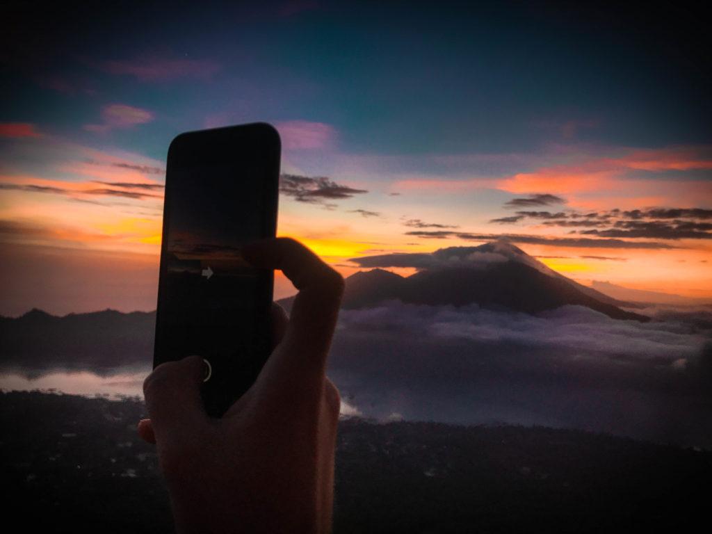 Panorámica Monte Batur