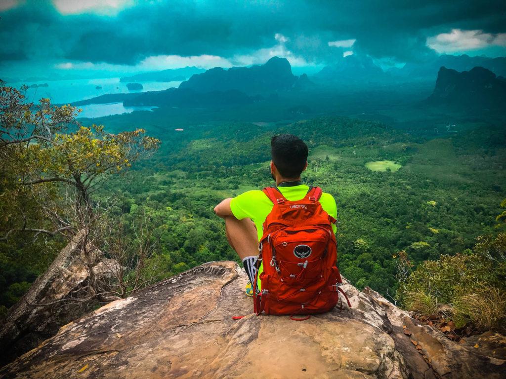 Mirador Tab Kak Hang Nak Hill