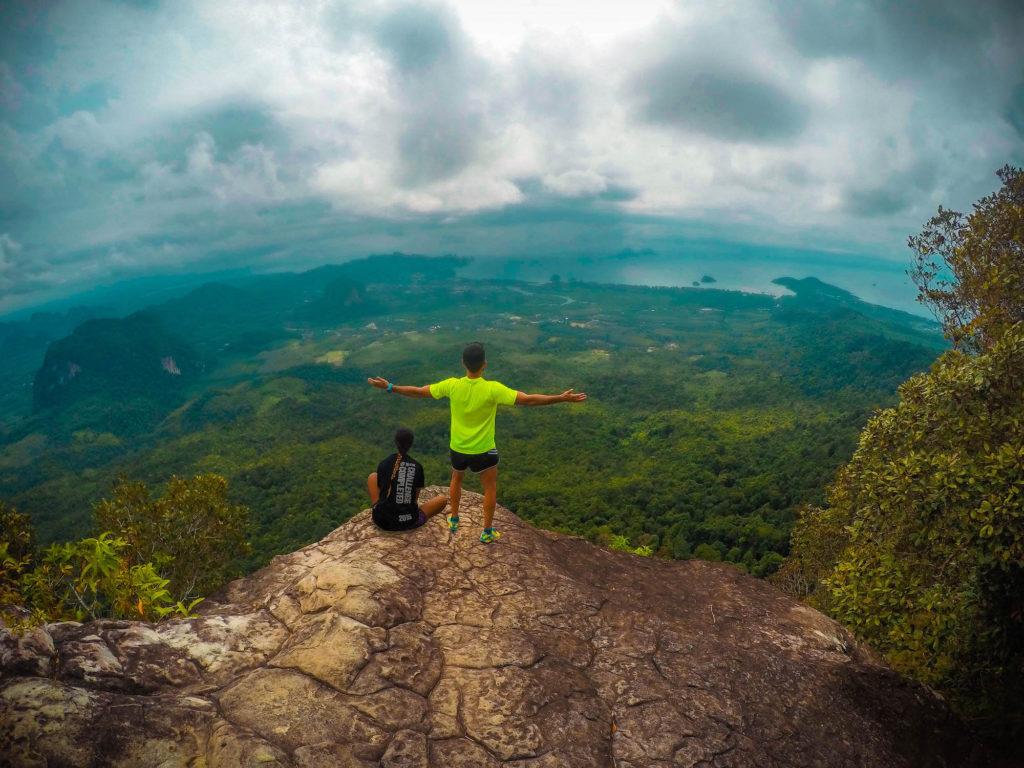 Miradores Tab Kak Hang Nak Hill