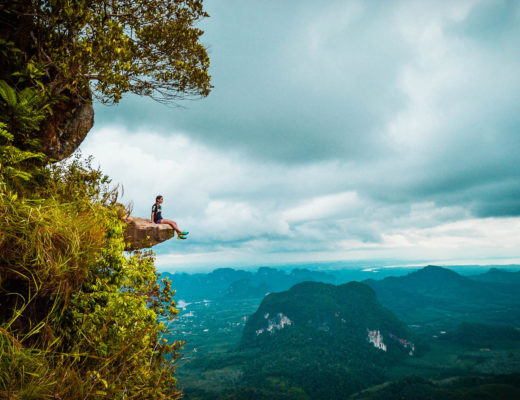 Parque Nacional de Ngon Nak: Tab Kak Hang Nak Hill