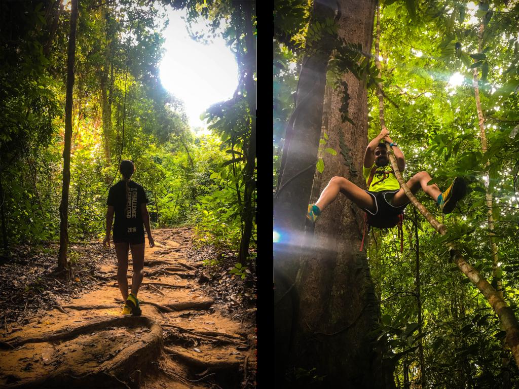 Naturaleza Parque Nacional de Ngon Nak