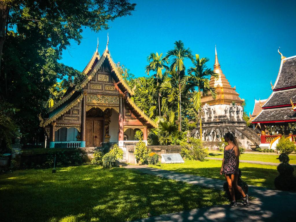 Wat Chiang Man, Tailandia