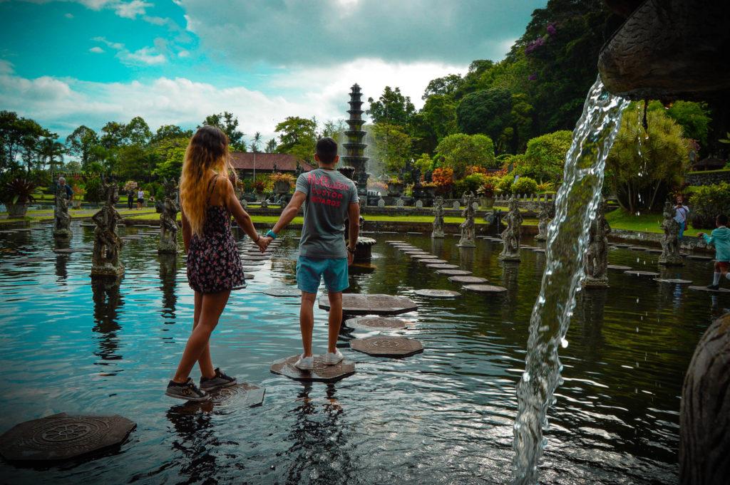 Tirta Gangga, el palacio de agua, mejores templos de Bali