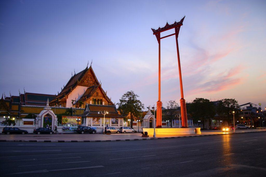 Wat Suthat, uno de los mejores templos para visitar en Bangkok