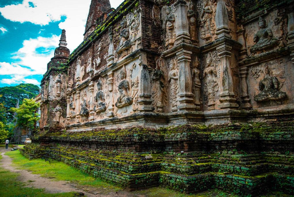 Wat Ched Yot, Tailandia