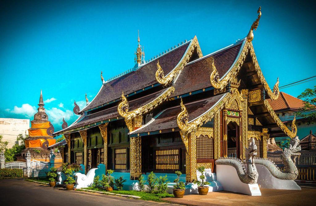 Wat Inthakhin, Tailandia