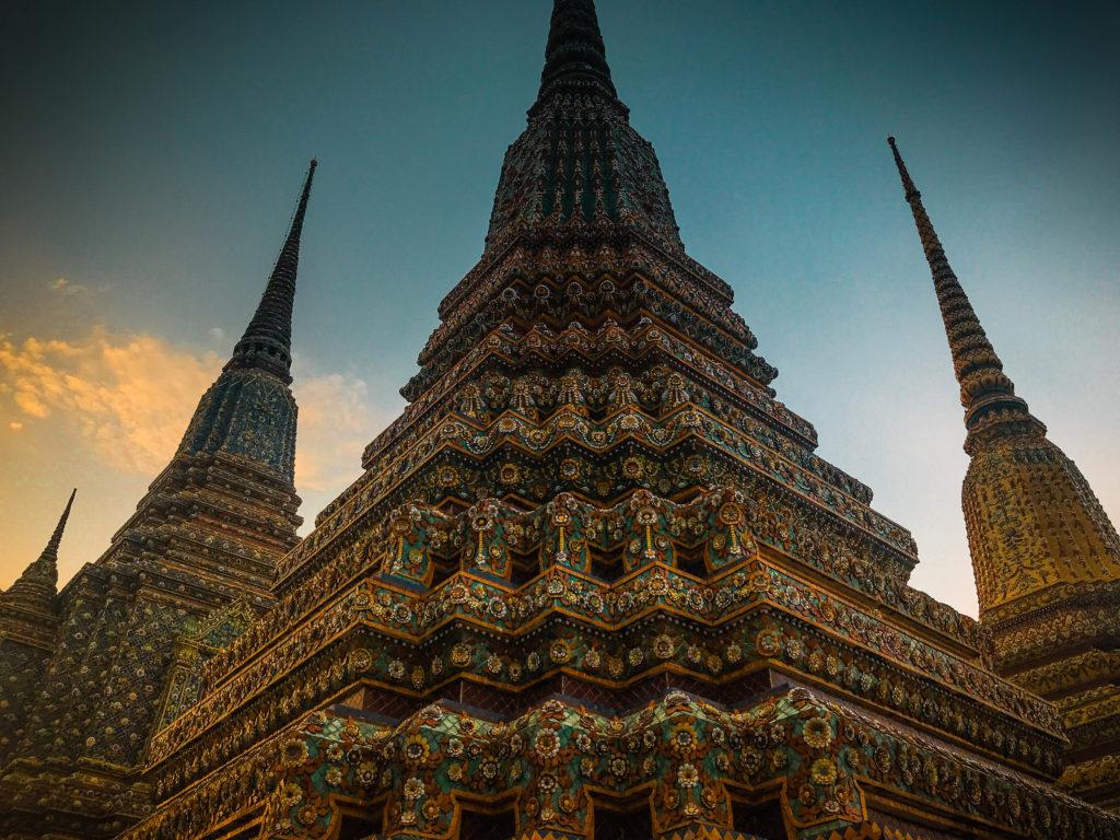 Templo Wat Pho, Tailandia