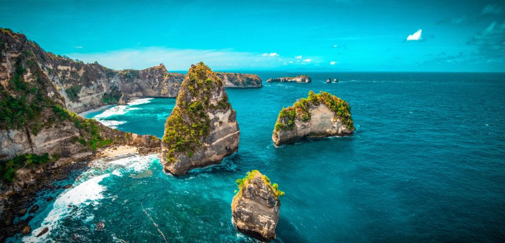 Pulau Seribu, el mirador de las 1.000 islas, Nusa Penida