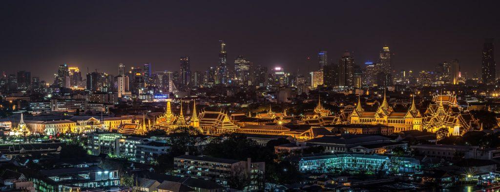 Palacio Real, Tailandia