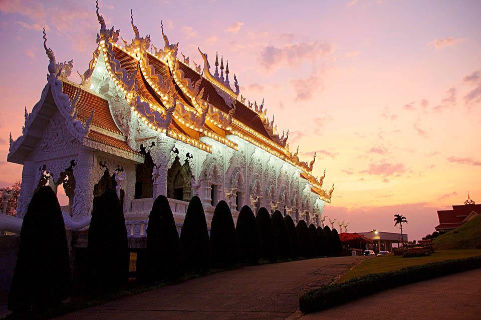 Wat Huay Pla Kung, mejores templos para visitar en Chiang Rai