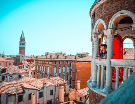 Cómo moverse por Venecia