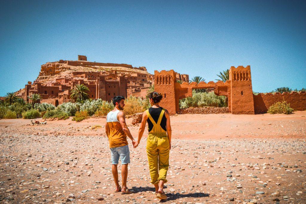 Excursión a Ait ben haddou, Marrakech
