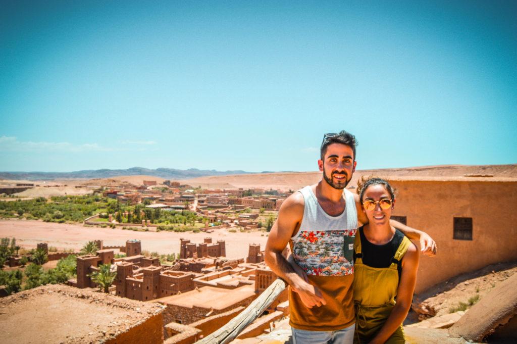 Ait ben haddou, Marrakech