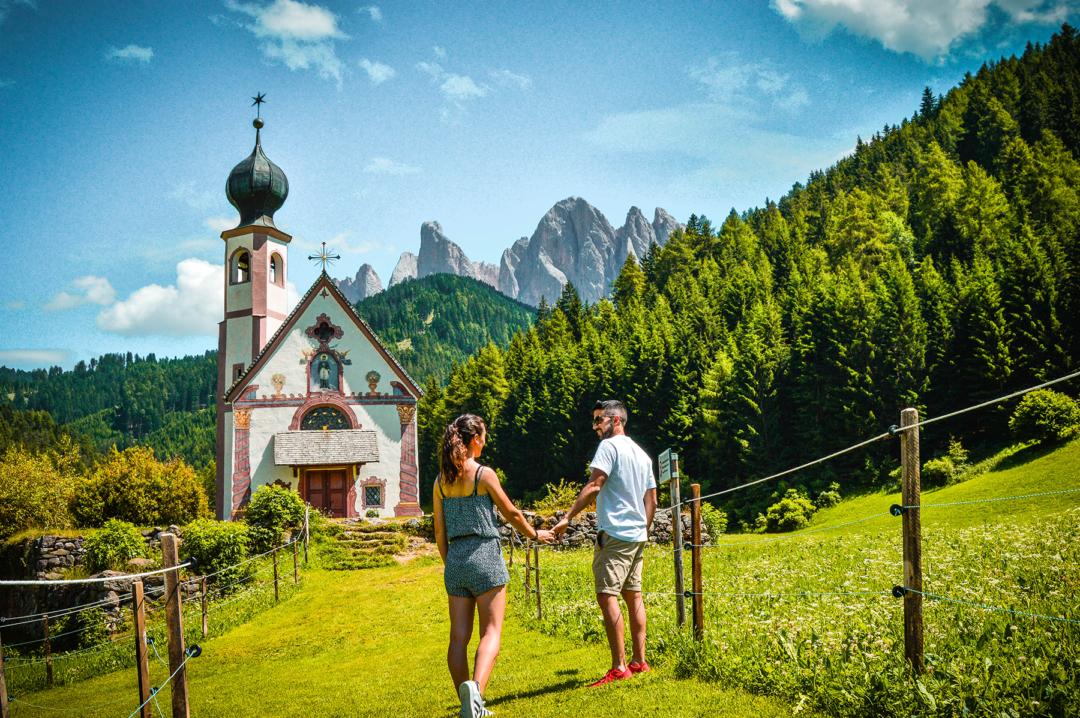 Mejor época para viajar a las Dolomitas
