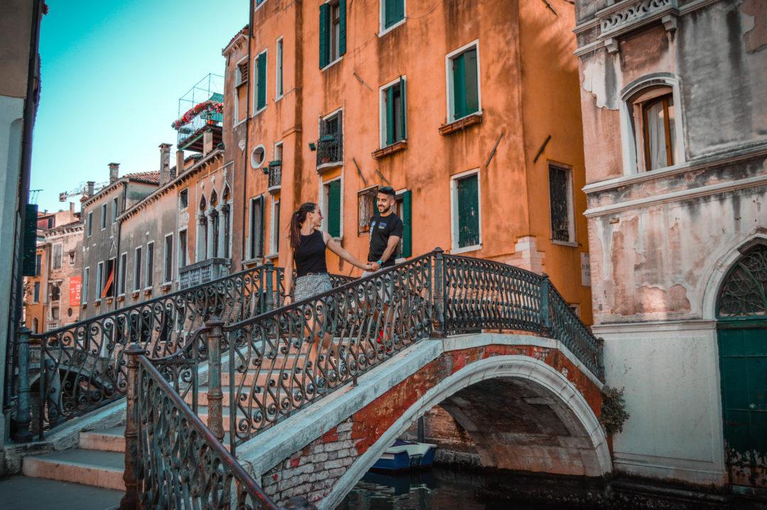 Cómo ir de Mestre a Venecia