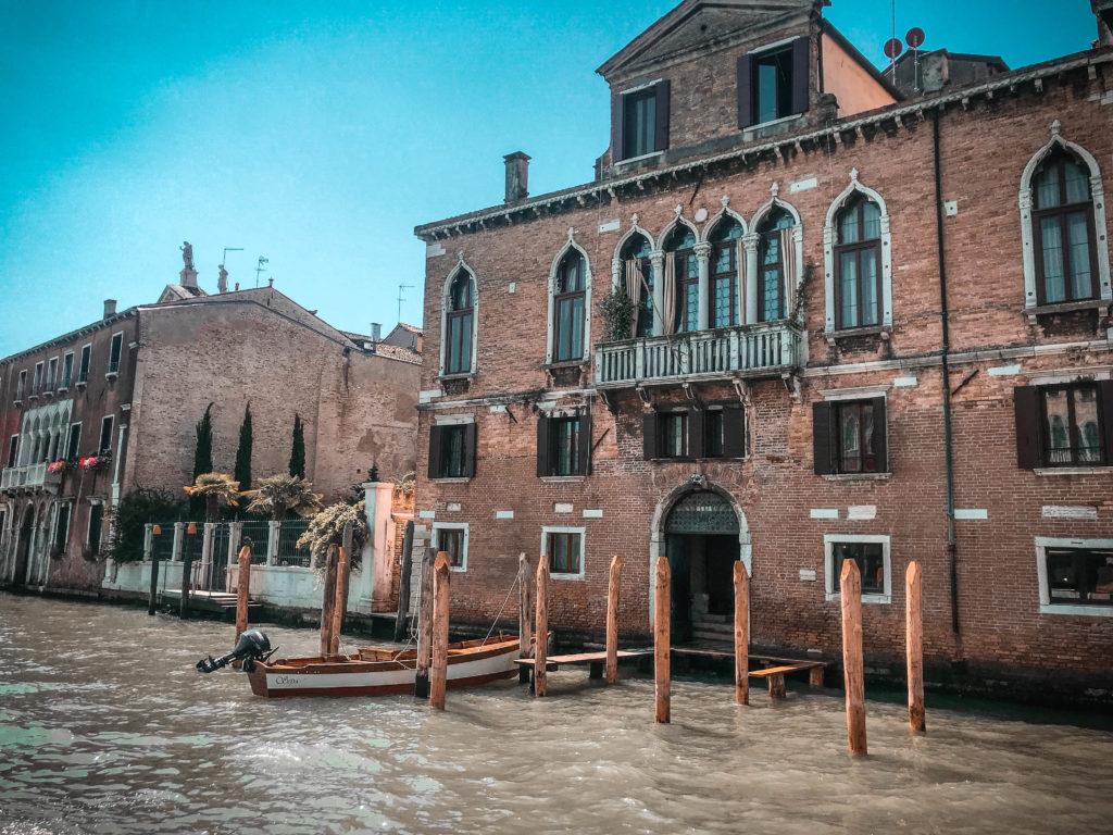 Water taxi, Venecia