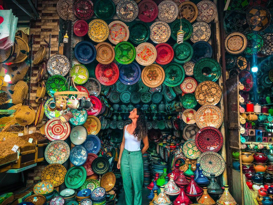 Como ir del aeropuerto a Marrakech