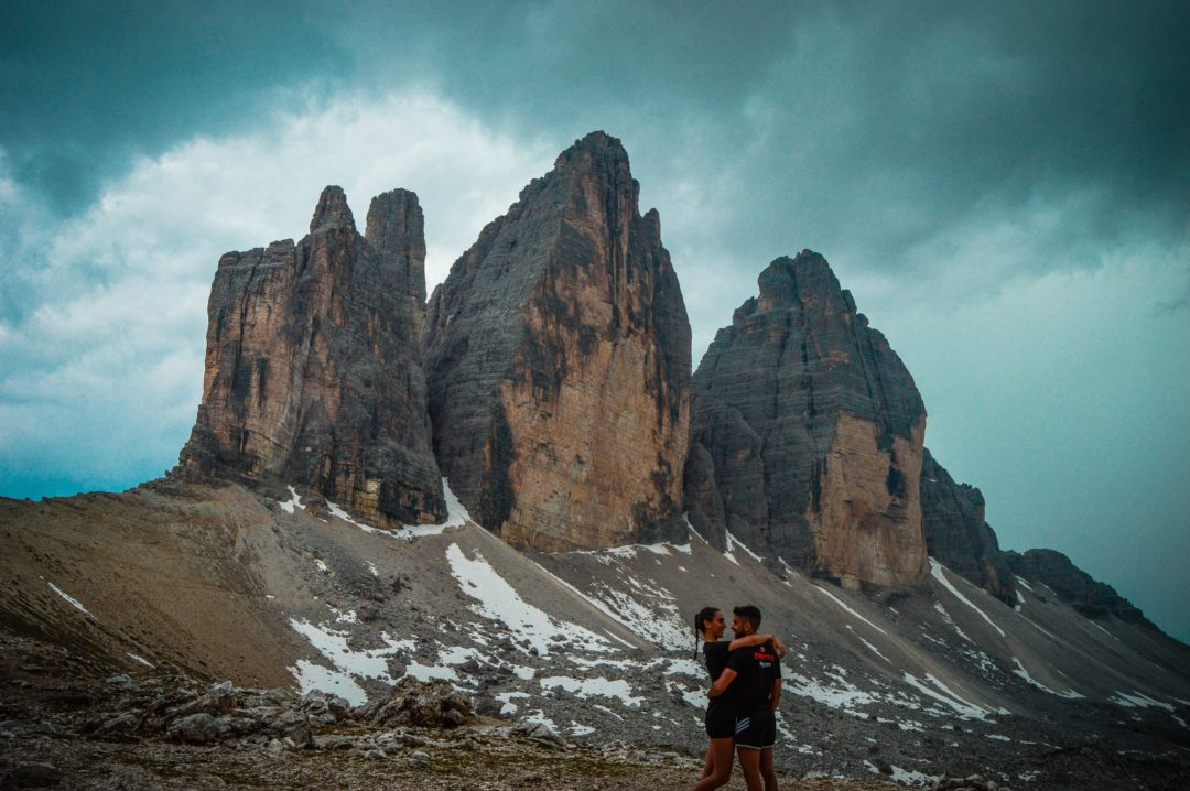 Trekking a las tres cimas de Lavaredo
