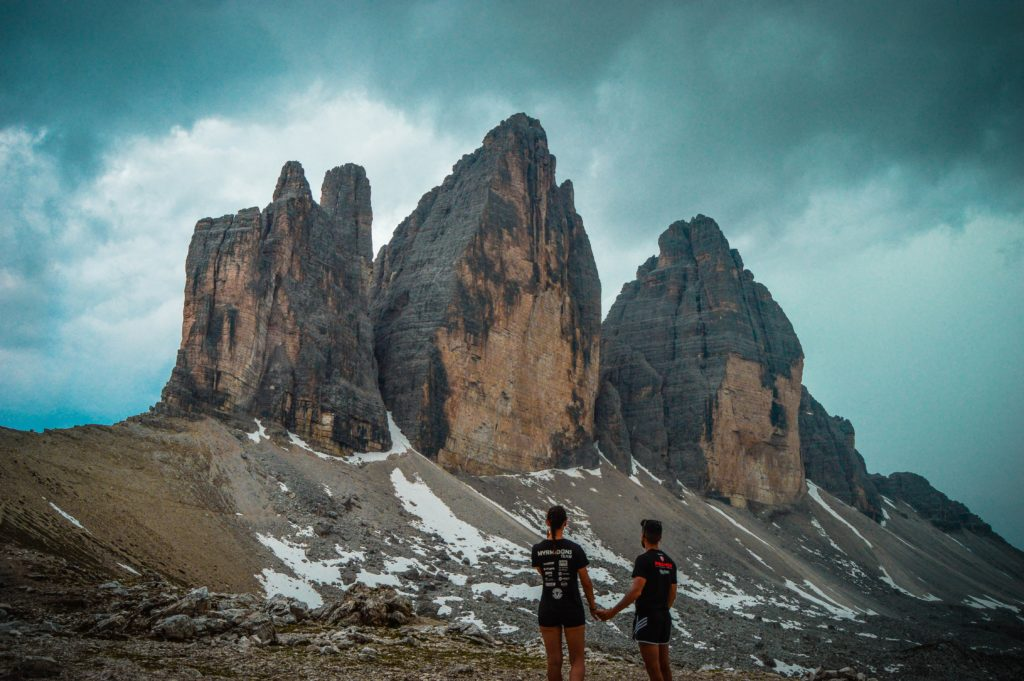 3 cimas Lavaredo, Dolomitas