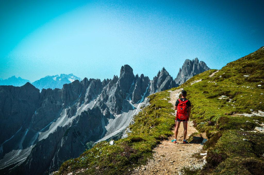 Camino, Dolomitas