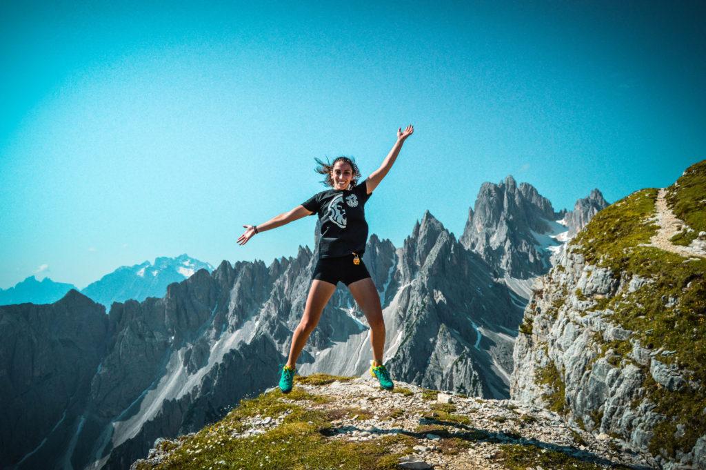 Tres cimas Lavaredo, Dolomitas