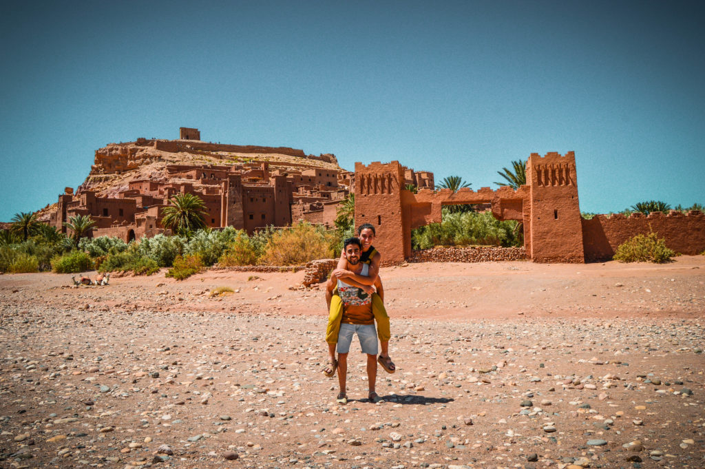 Ait Ben Haddou, puerta de Juego de Tronos, Marrakech