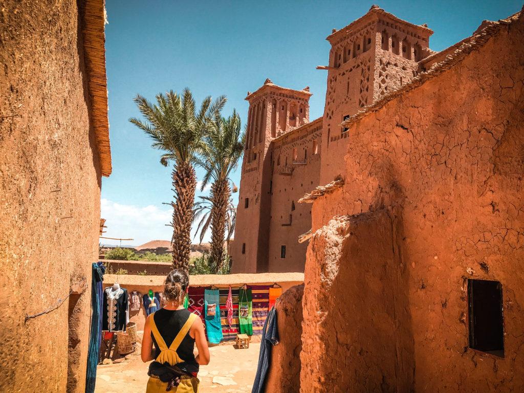 Casas Ait ben haddou, Marrakech