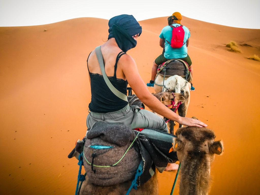 Desieto de Merzouga, Marrakech