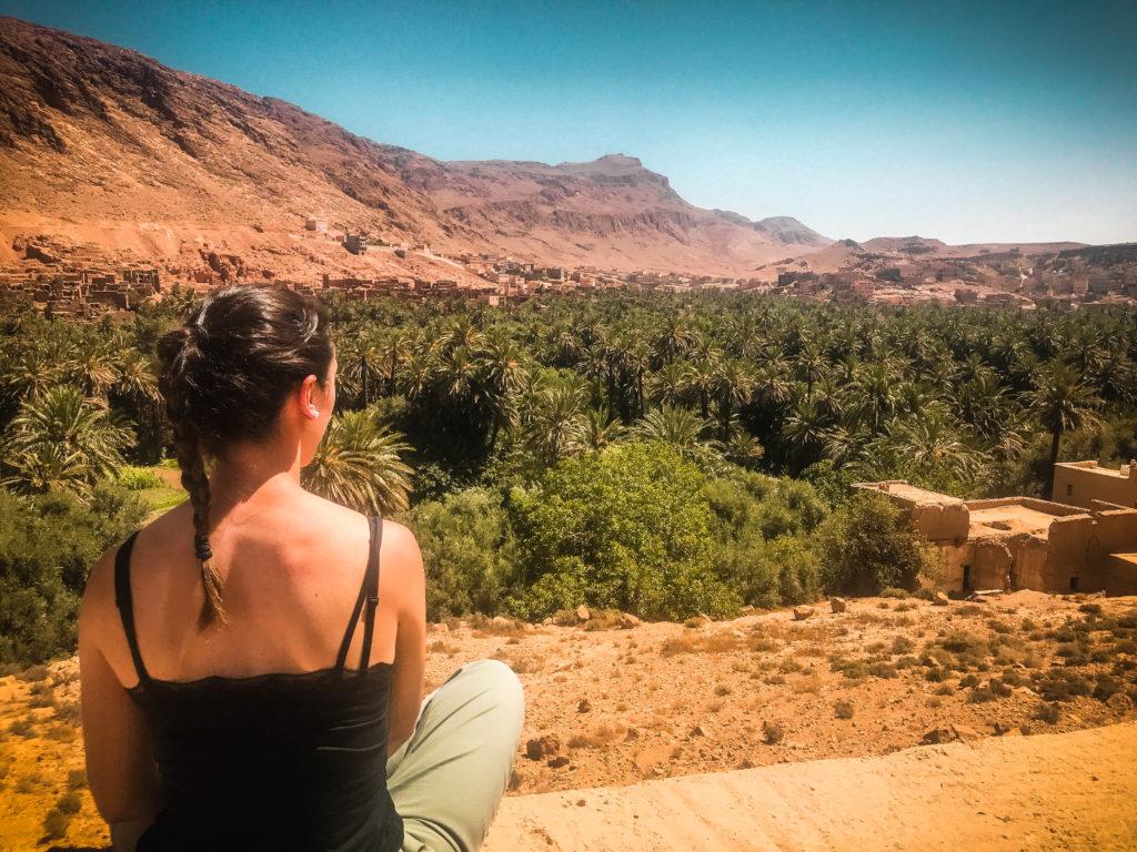 Palmeral de Jorf, Marrakech