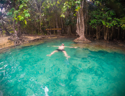 Que ver y hacer en Krabi