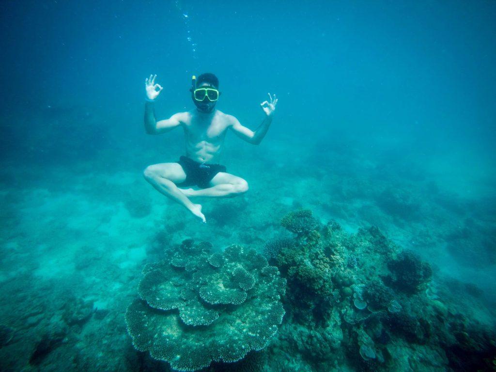 Snorkel en Krabi